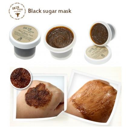 SKINFOOD - Black Sugar Wash Off Mask ( 100g )