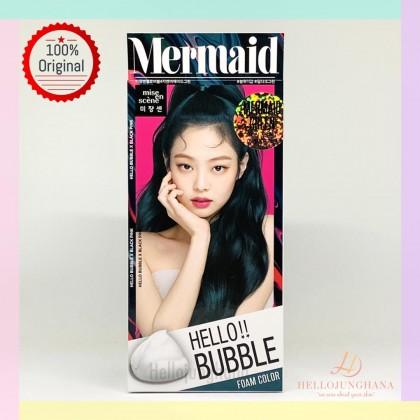 MISE EN SCENE - Hello Bubble Hair Color ( Blackpink )