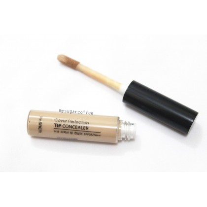 THE SAEM - Cover Perfection Tip Concealer SPF 28 PA++