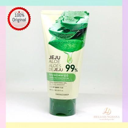 THE FACE SHOP- Jeju Aloe 99% Fresh Soothing Gel (300 ml)