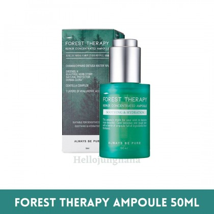 ALWAYS BE PURE Forest Therapy Repair Concentrated Ampoule ( 50ml )