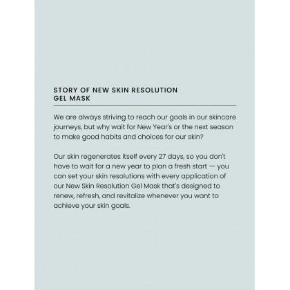 AXIS - Y New Skin Resolution Gel Mask 100ml