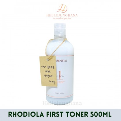 LESSENTIAL Rhodiola Relief First Toner 500ml