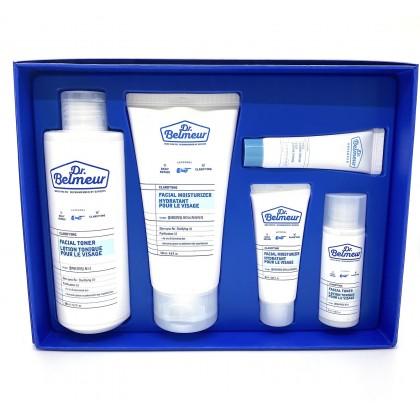 THE FACE SHOP Dr Belmeur Clarifying Skincare Set