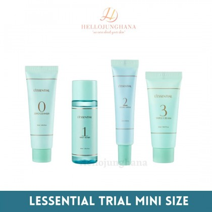 Lessential Trial And Mini Size