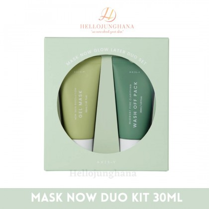 AXIS - Y Mask Now Glow Later Duo Set